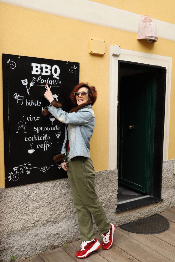 camogli BBQ lodge