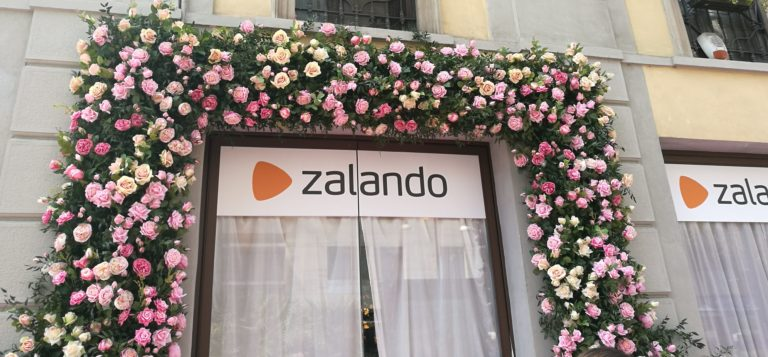 ZALANDO apre un pop-up-store a Milano in Corso Como