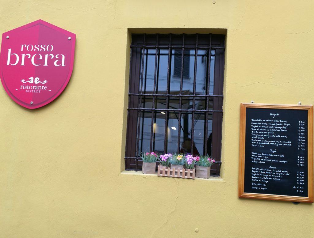 ristorante Rosso Brera