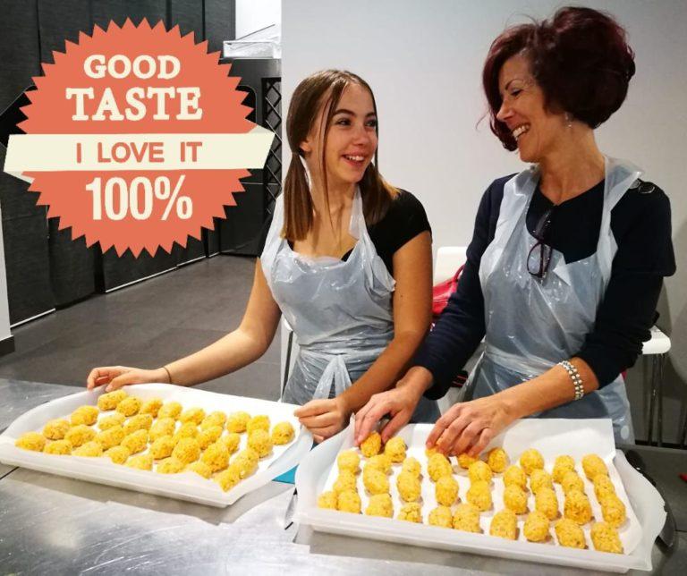 """Aperitivo attivo presso """"Cucina In""""- Milano"""