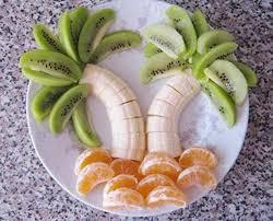 banane kiwi e mandarini