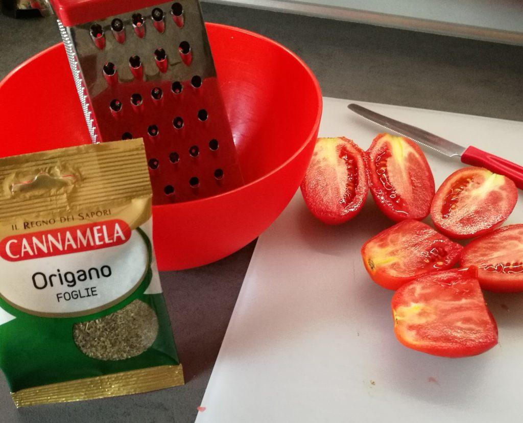 pomodori per bruschetta