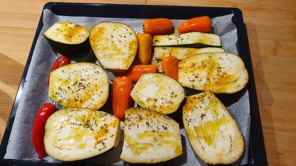 melanzane in forno