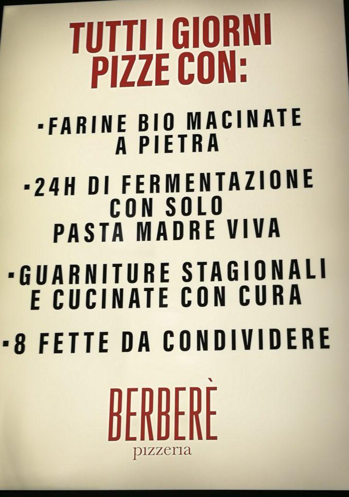 pizze Berberè