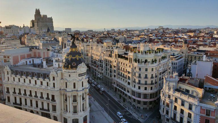 Madrid: città spettacolare