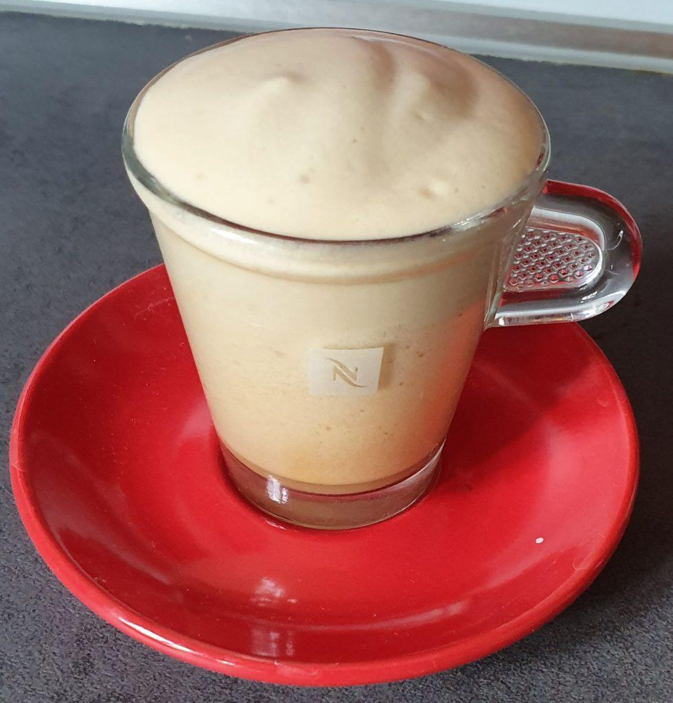 crema caffè homemade
