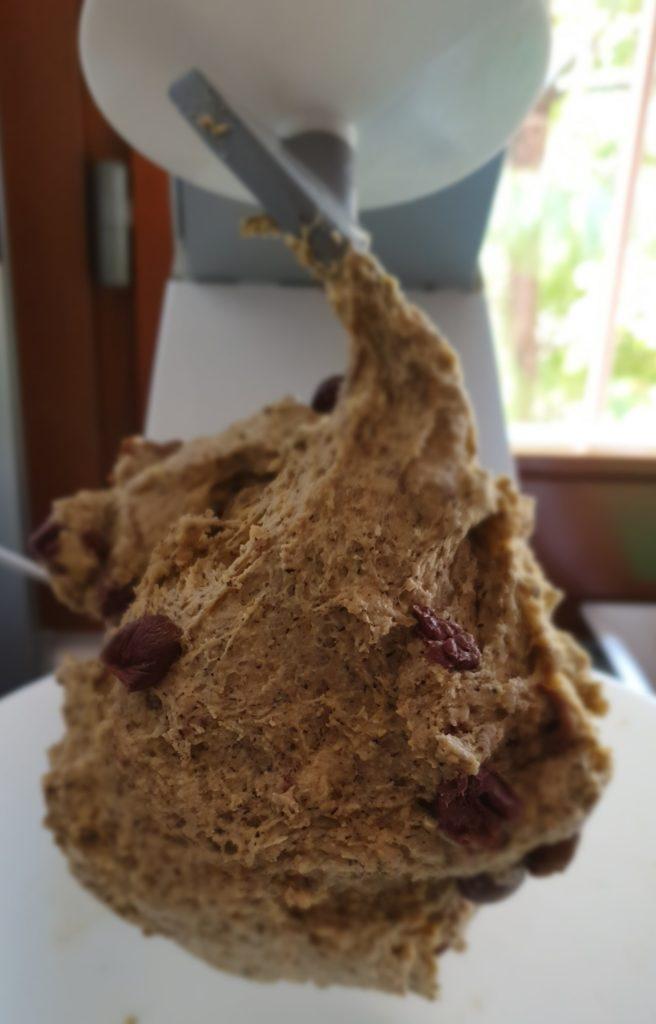impasto pane con olive taggiasche