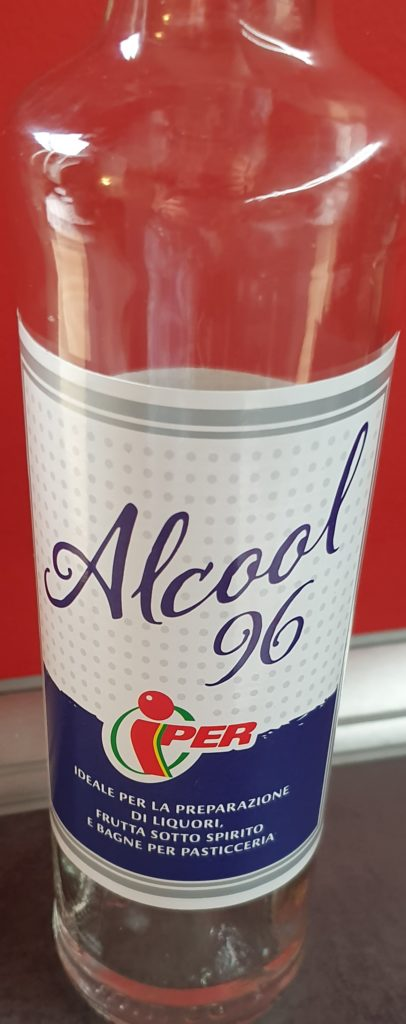 alcool a 96°