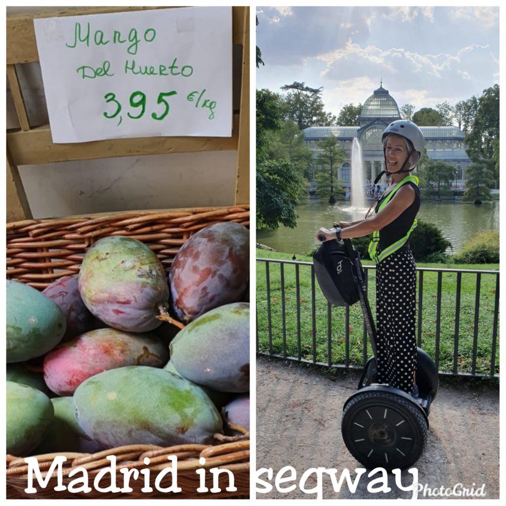 Madrid in segway