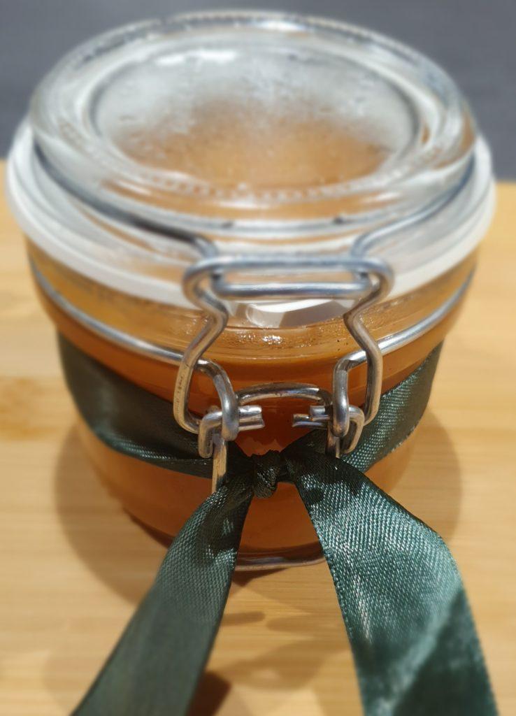 marmellata di mele in confezione regalo