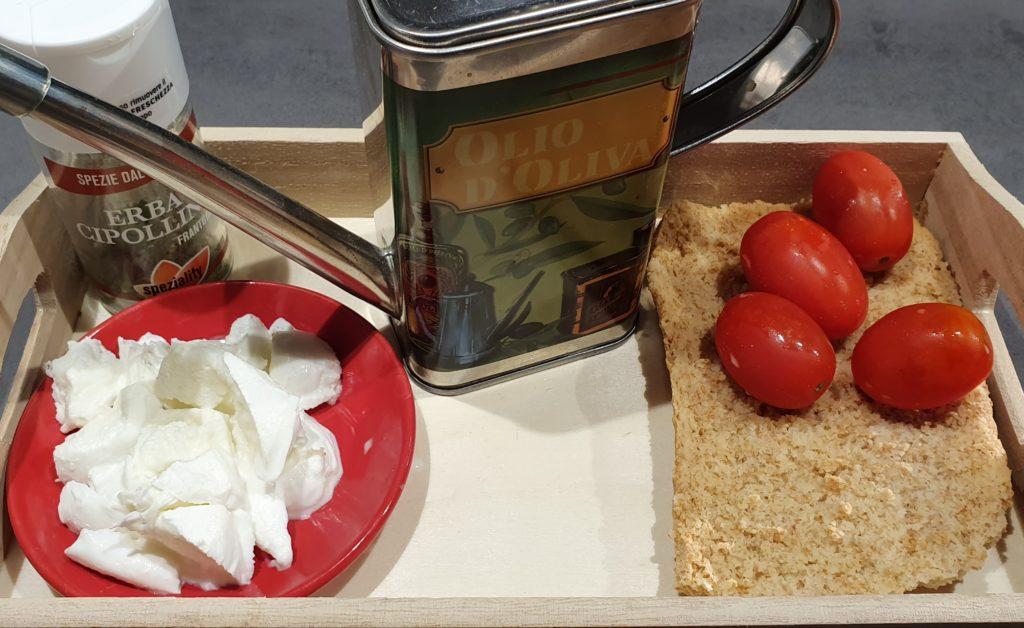 ingredienti panzanella
