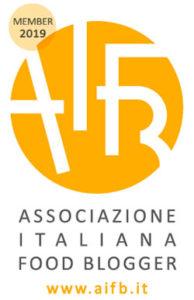 Coccarda Associazione Italiana Food Blogger