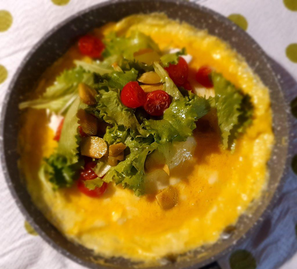 omelette farcita