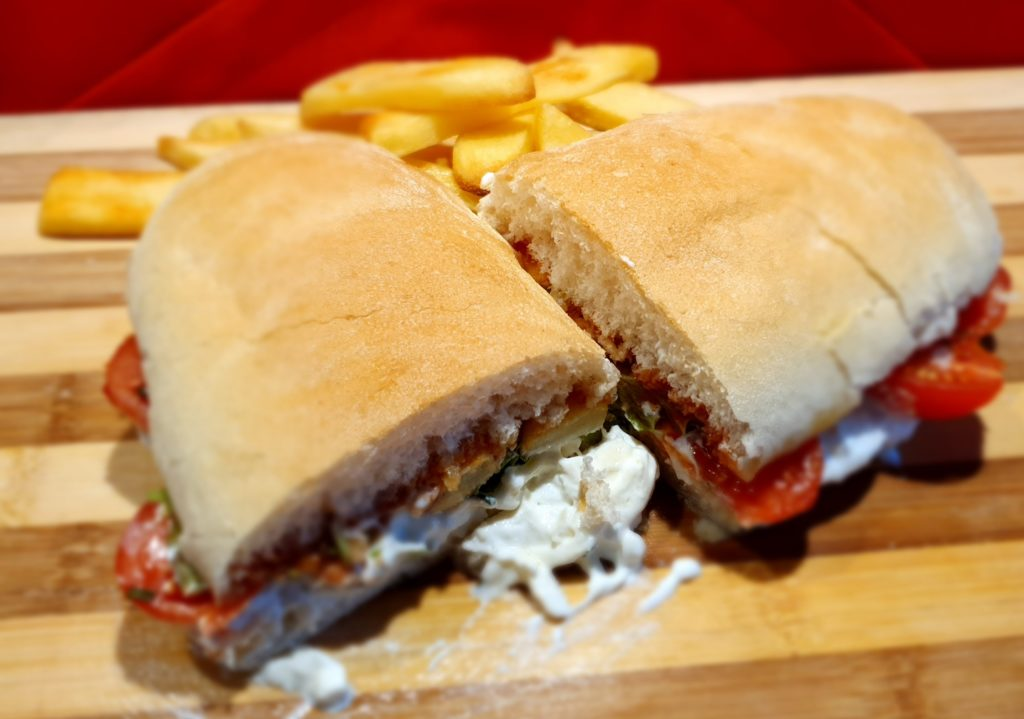 panino gourmet piatto unico