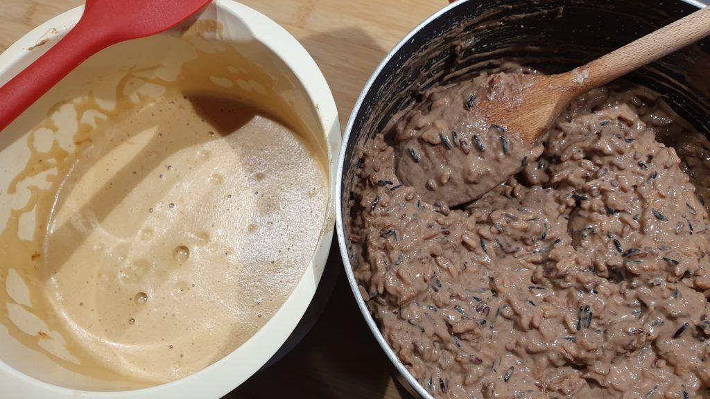 composti torta di riso