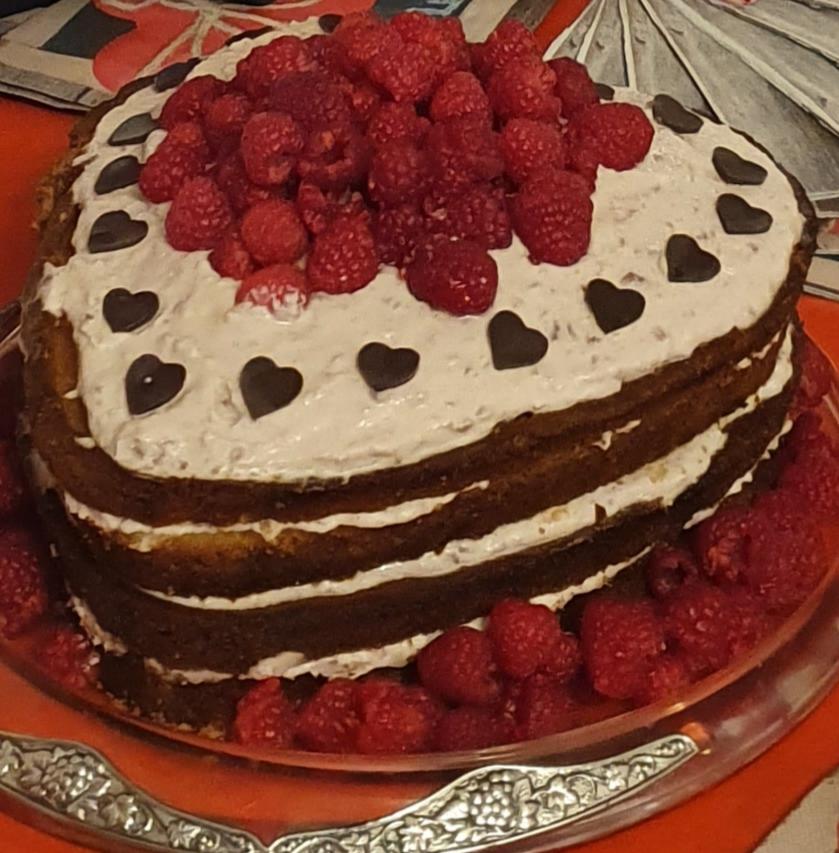 torta di S. Valentino integrale