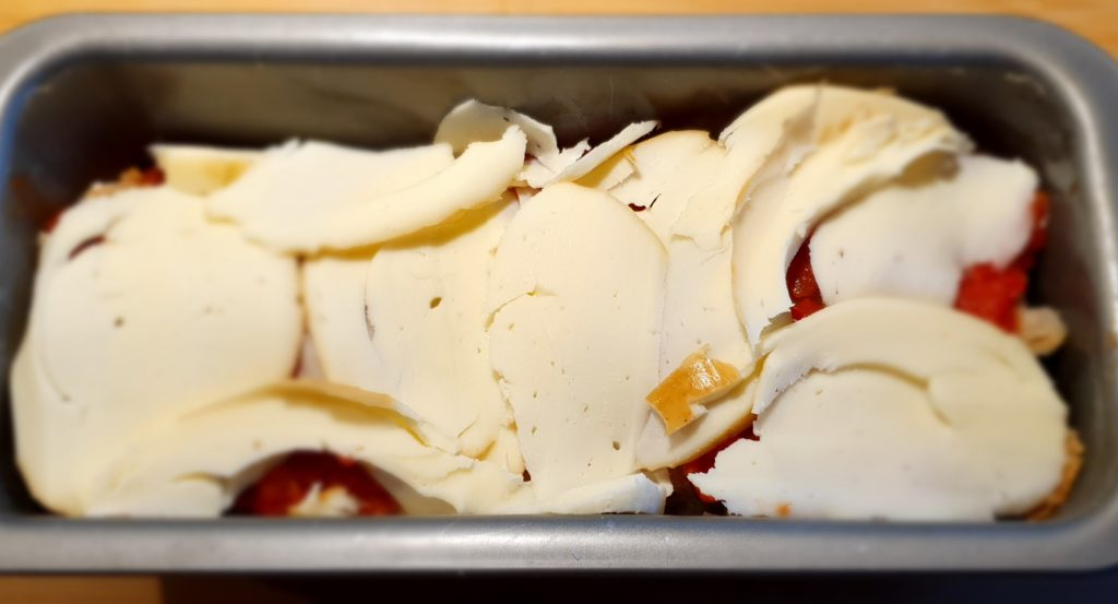 plumcake salato con pomodoro e scamorza