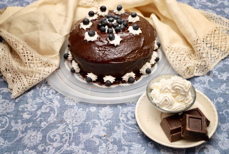 Chiffon cake la torta sofficissima