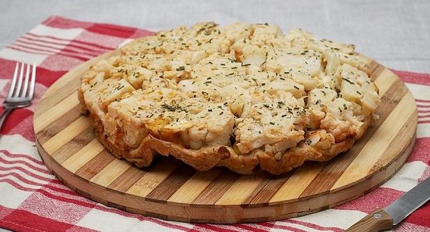Cavolfiori in crosta di pasta sfoglia