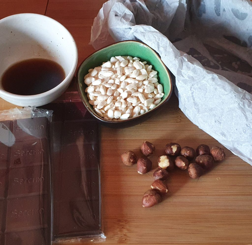 ingredienti barrette dietetiche fatte in casa