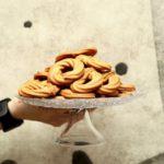 Biscotti di mais e miglio