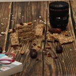 Barrette snack senza cottura