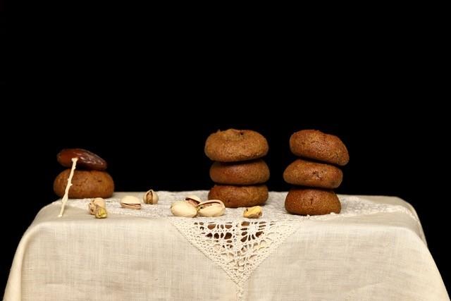 biscotti al pistacchio sani e veloci
