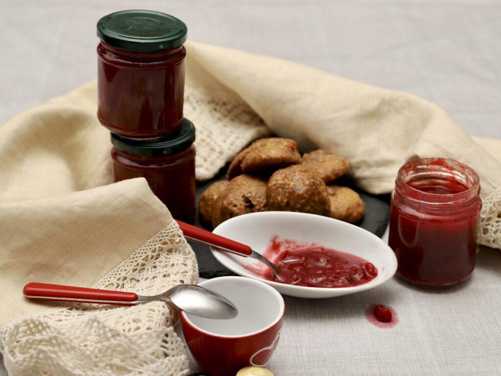 marmellata di susine e prugne