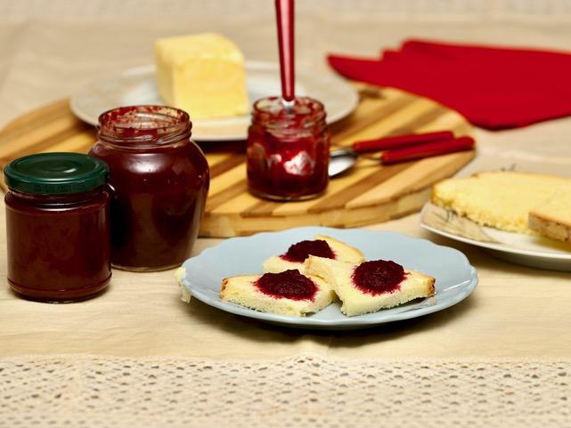 marmellata di ciliegie light - sugarfree