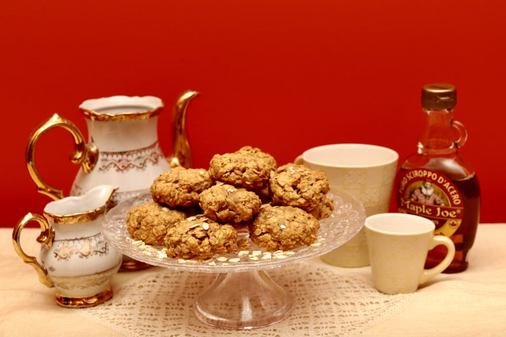 biscotti light con 3 ingredienti