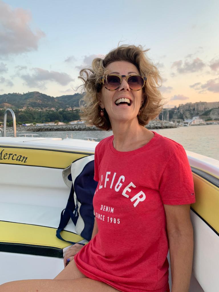 gita in  barca dal porto di Tropea