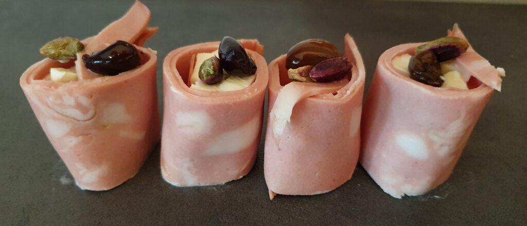 quattro suhi di mortadella