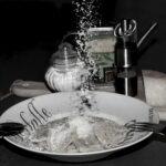 Cacio e pepe risottata con pasta di legumi