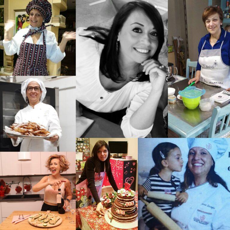 Le donne in cucina: tante storie di vita