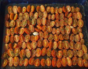 pomodorini confit da cuocere in forno