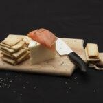 Crackers con esubero di lievito madre