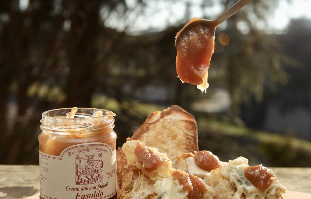 crema dolce di fagioli di Sarconi