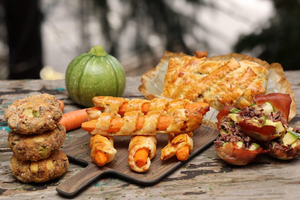 ricette buffet facili e svuotafrigo