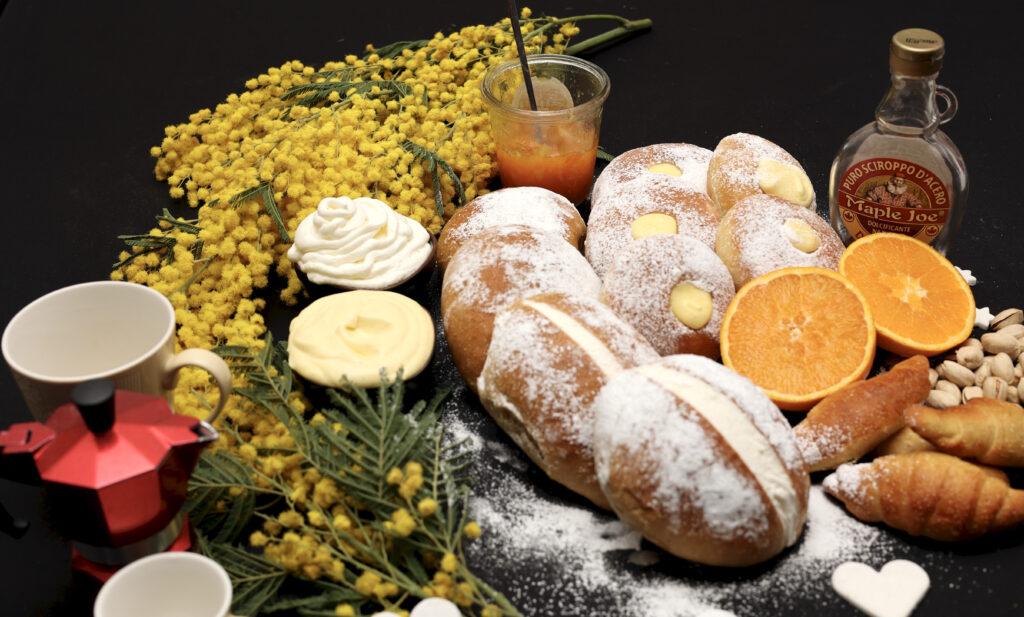 festa della donna colazione principesca