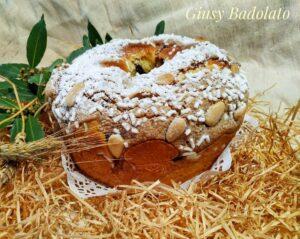 foto del dolce pasquale easter bread