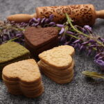 Biscotti  di pasta frolla decorati