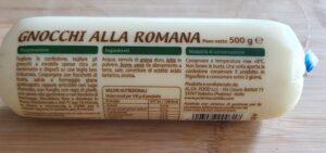 panetto di gnocchi alla romana