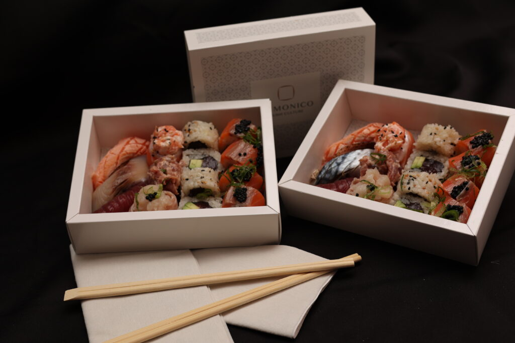 sushi experience completamente delivery