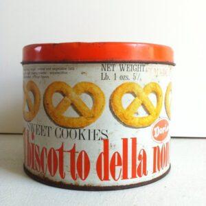biscotti della nonna anni '70