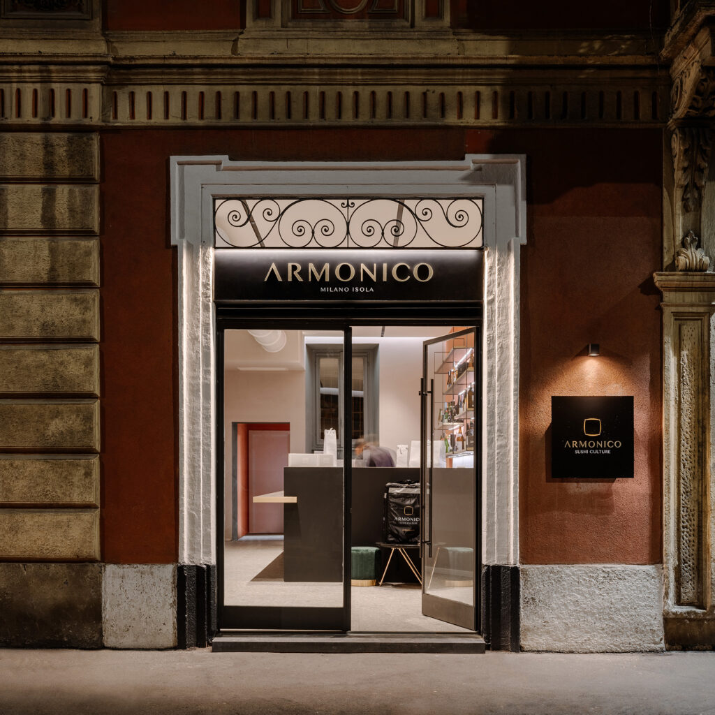 Armonico Via Pastrendo 15 Milano