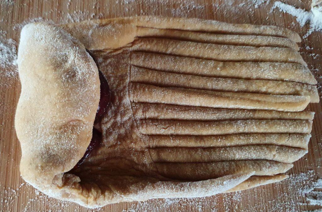 rotolini per wool roll cake