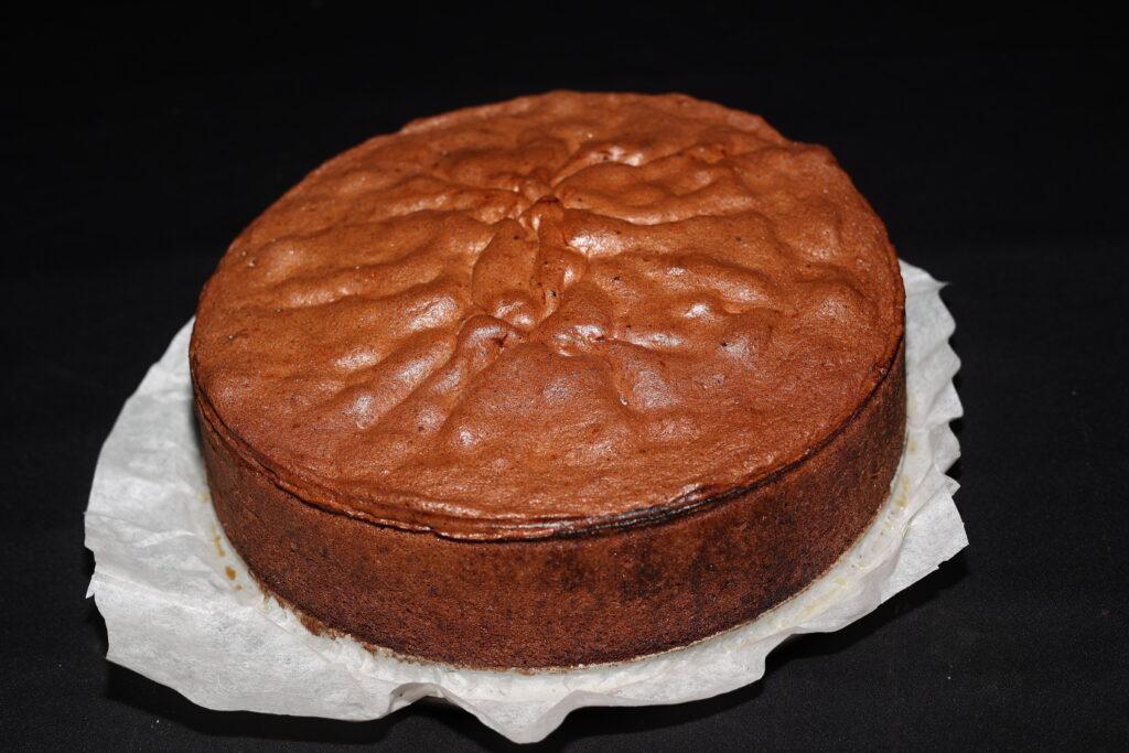 Pan di Spagna al cioccolato da farcire